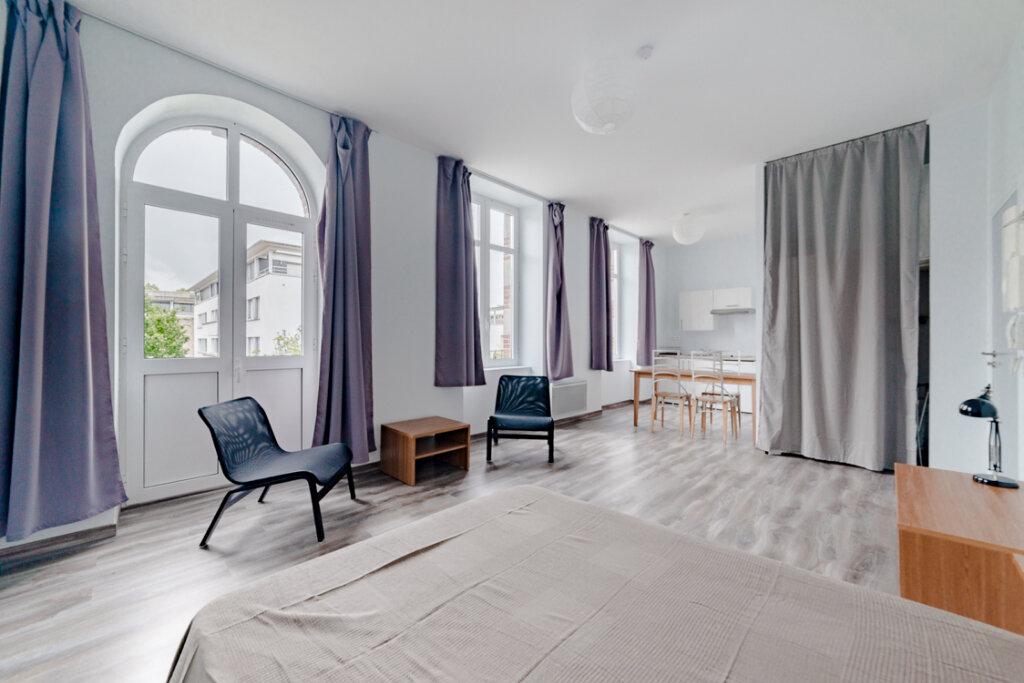 Appartement à louer 1 26.56m2 à Limoges vignette-1