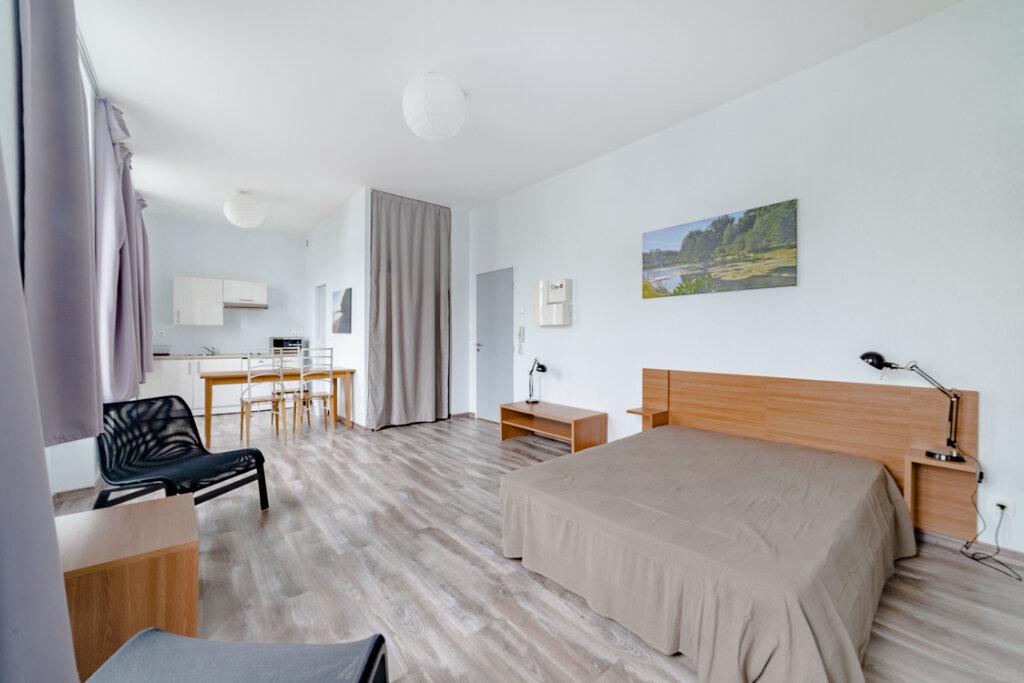 Appartement à louer 1 26.56m2 à Limoges vignette-2