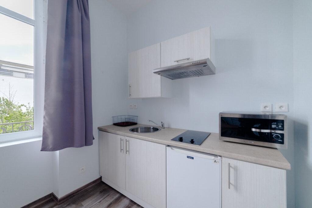 Appartement à louer 1 26.56m2 à Limoges vignette-6