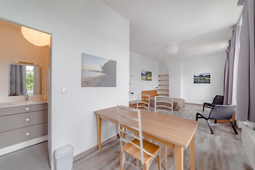 Appartement à louer 1 26.56m2 à Limoges vignette-8