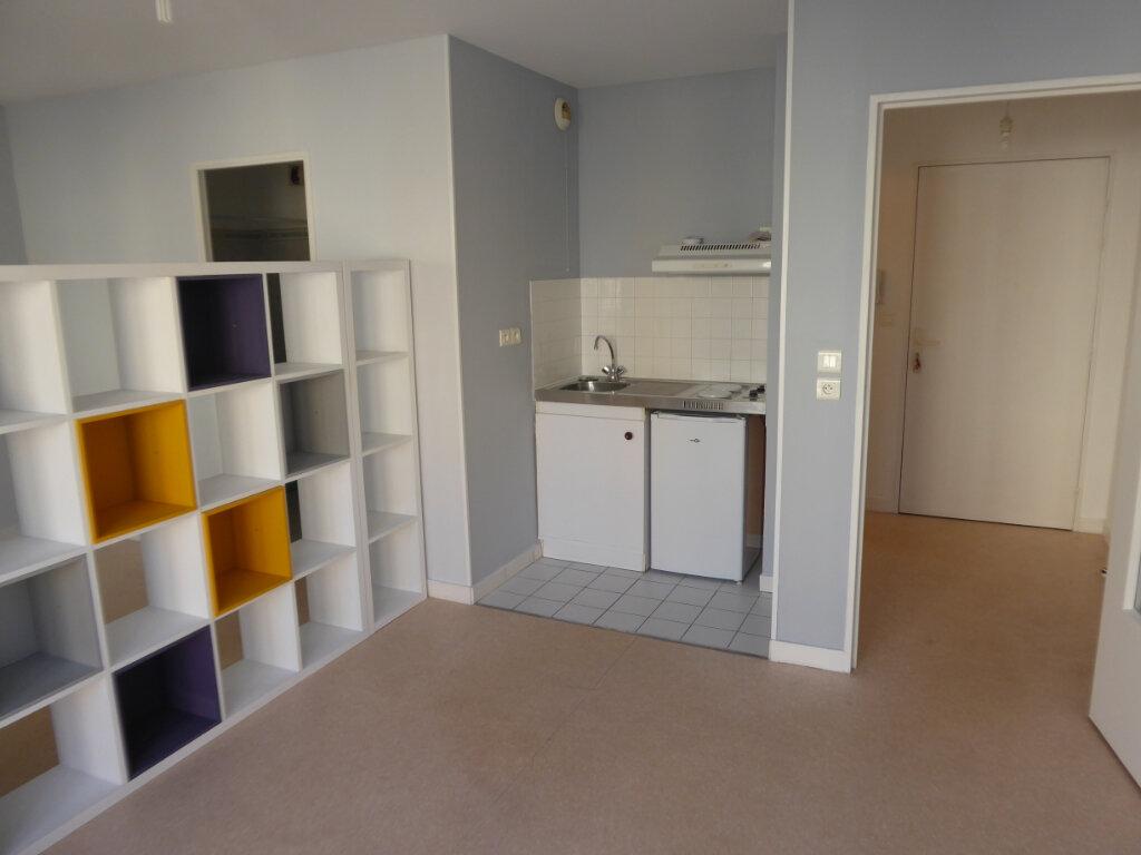Appartement à louer 1 31.83m2 à Limoges vignette-1