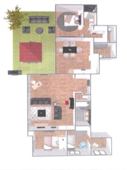 Appartement à louer 4 121m2 à Limoges vignette-8