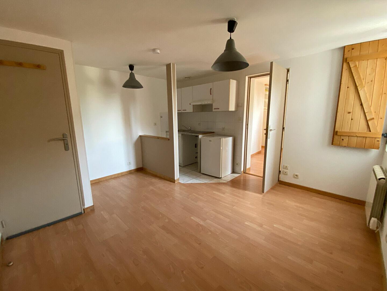 Appartement à louer 2 25.01m2 à Limoges vignette-1
