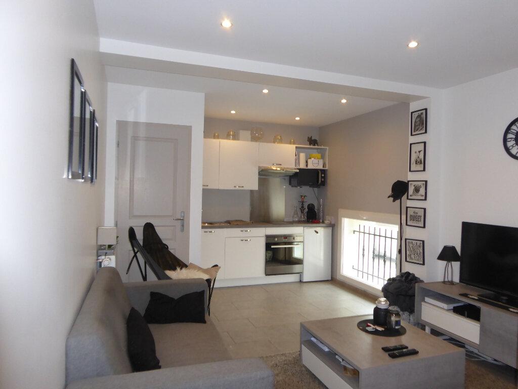 Appartement à louer 2 34.13m2 à Limoges vignette-1