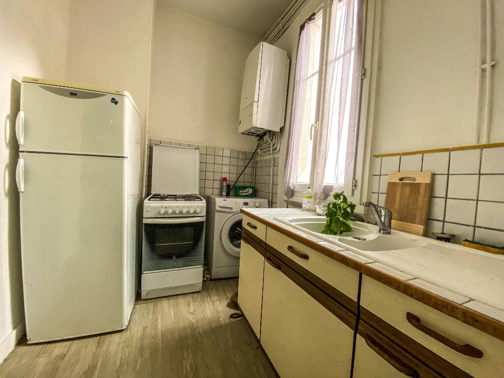 Appartement à louer 2 38.66m2 à Limoges vignette-3