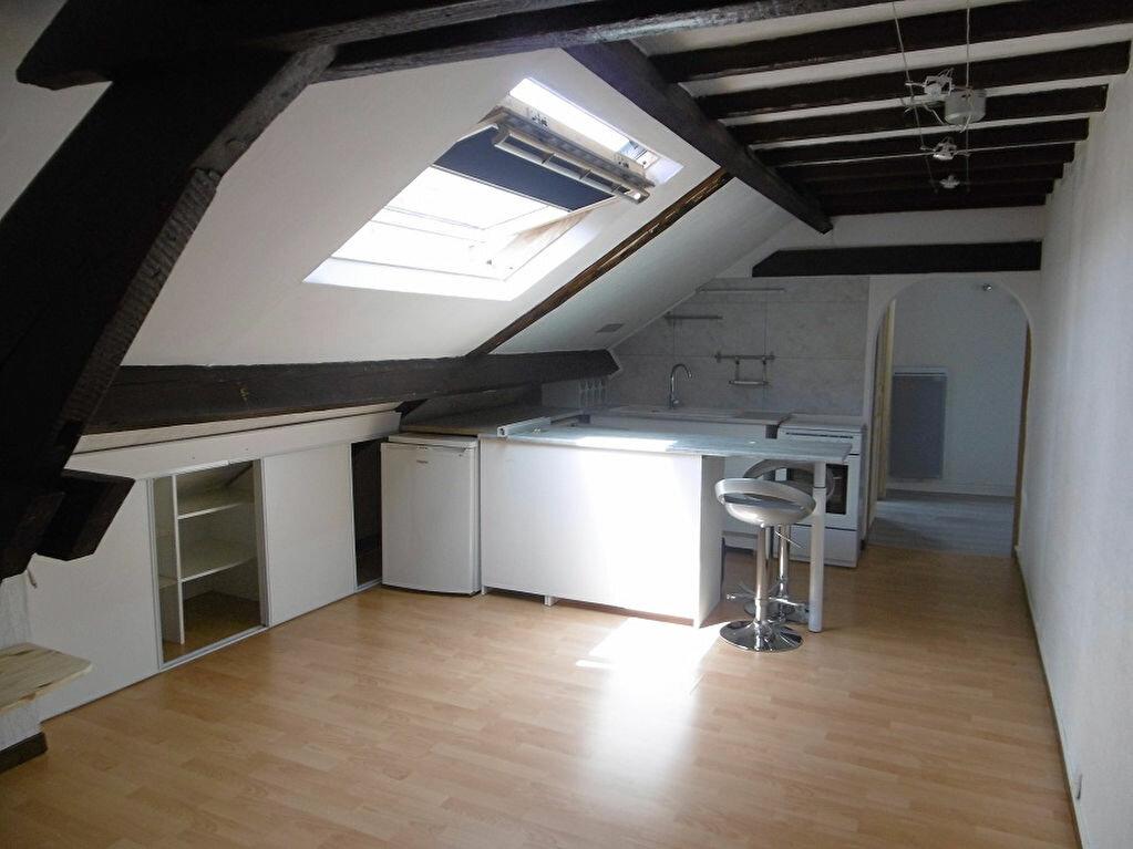 Appartement à louer 2 23.21m2 à Reims vignette-1