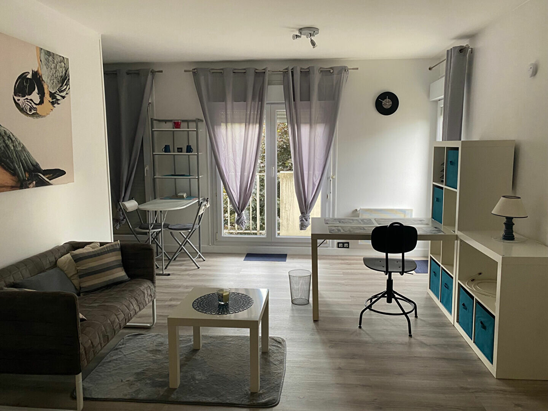 Appartement à louer 1 31.25m2 à Reims vignette-1