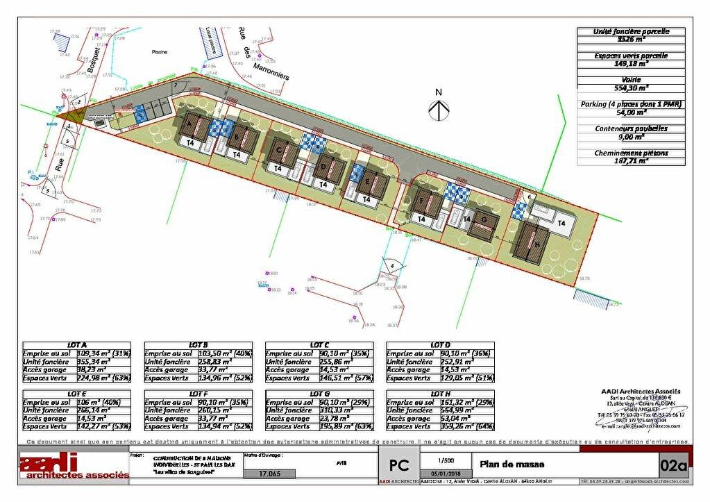 Maison à vendre 4 84.83m2 à Saint-Paul-lès-Dax plan-2