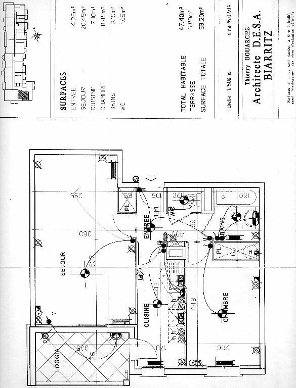 Appartement à louer 2 47.4m2 à Saint-Paul-lès-Dax vignette-5