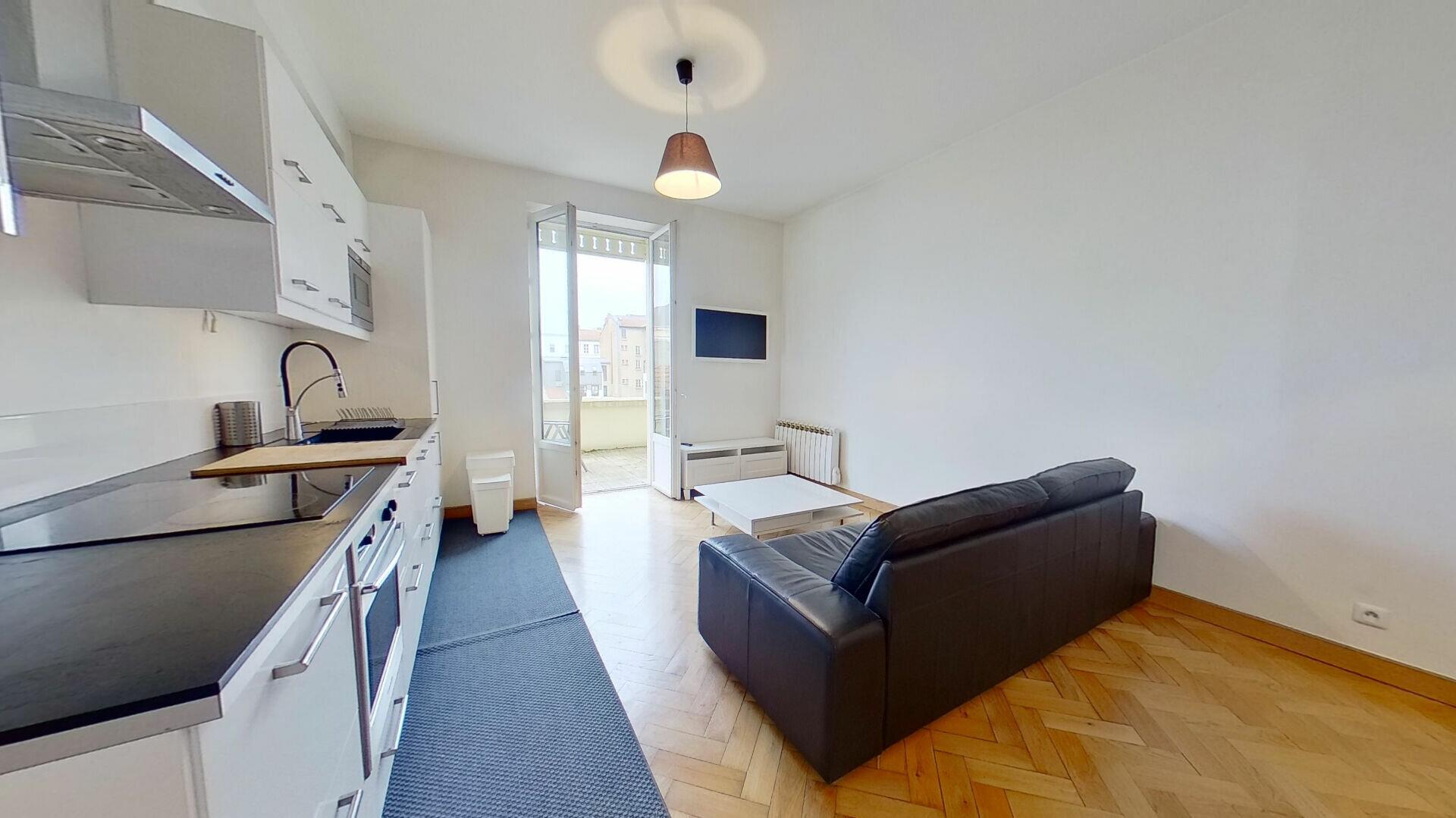 Appartement à louer 3 58m2 à Lyon 6 vignette-1
