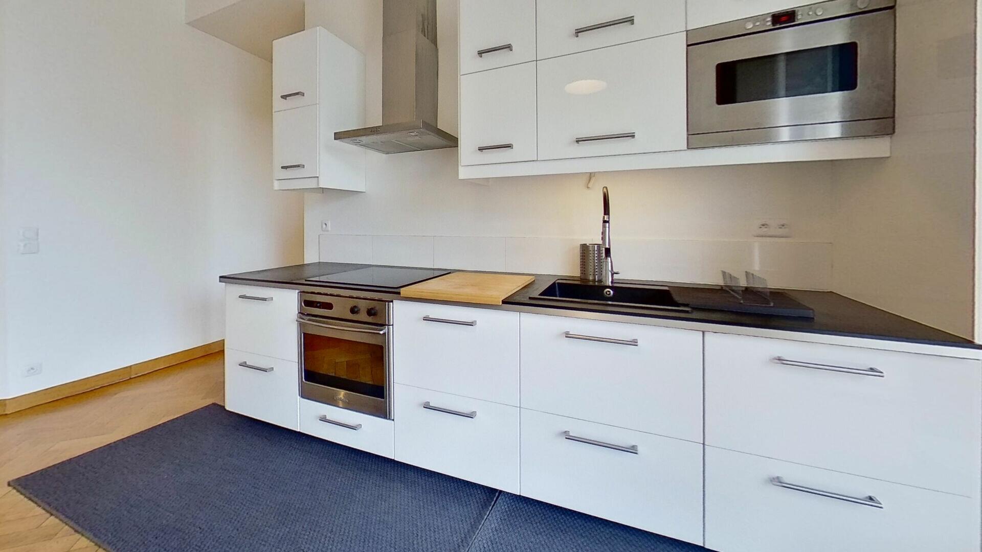 Appartement à louer 3 58m2 à Lyon 6 vignette-2