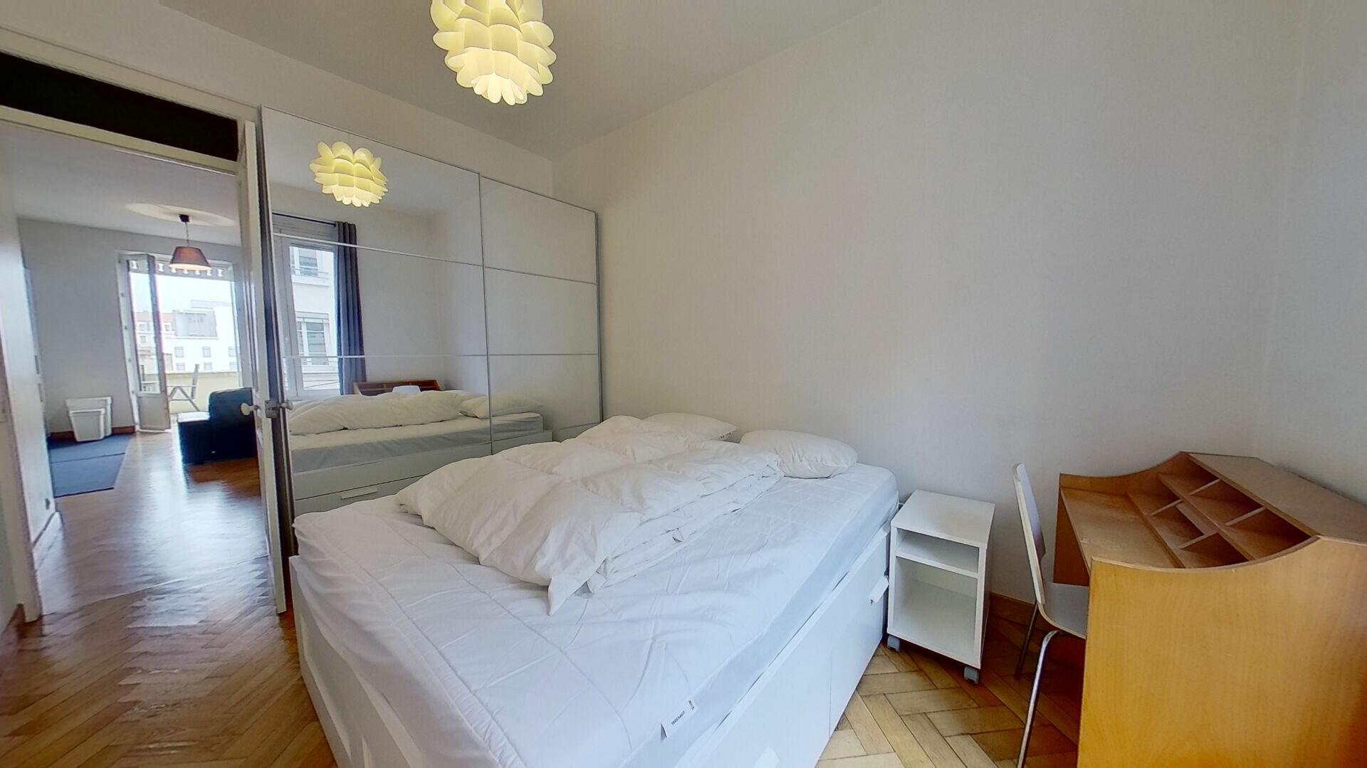 Appartement à louer 3 58m2 à Lyon 6 vignette-4
