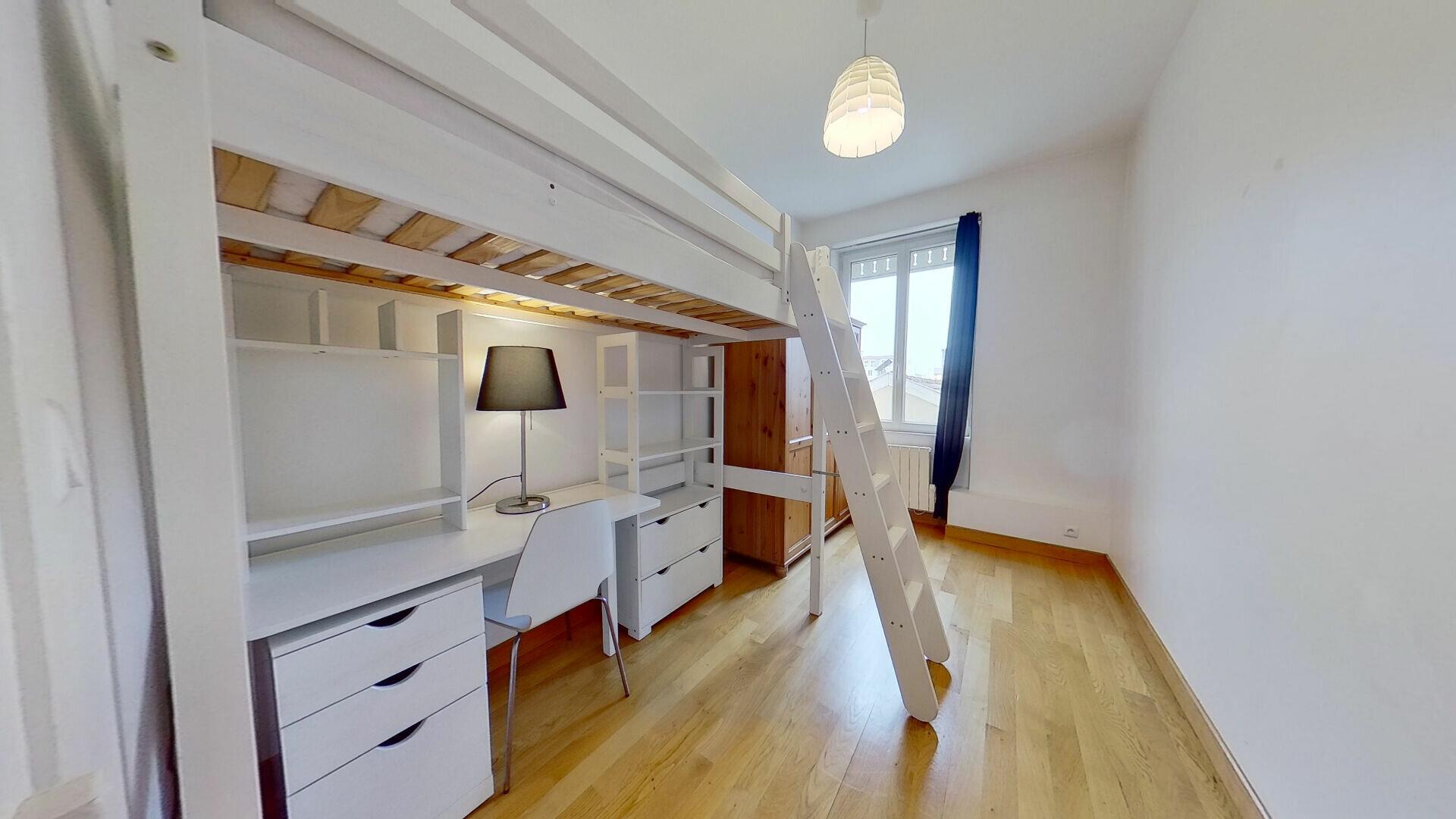 Appartement à louer 3 58m2 à Lyon 6 vignette-5