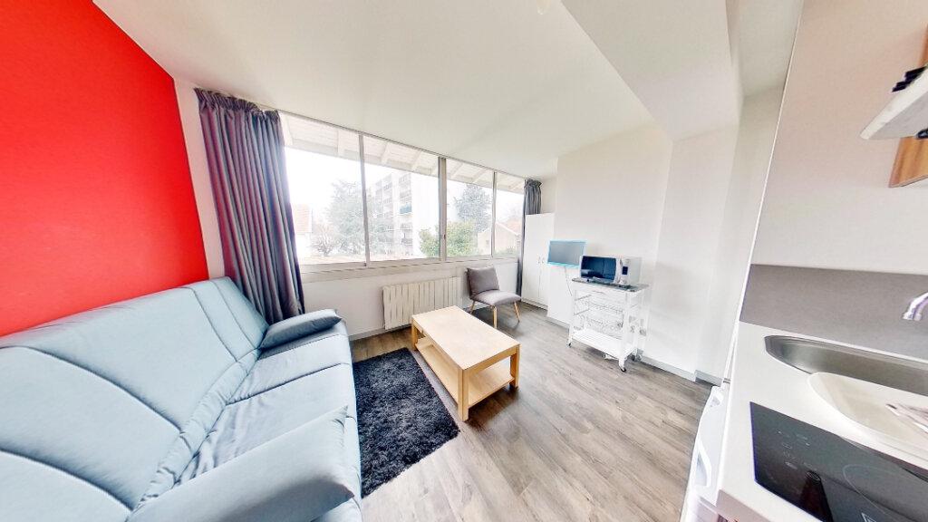 Appartement à louer 1 20m2 à Villeurbanne vignette-1
