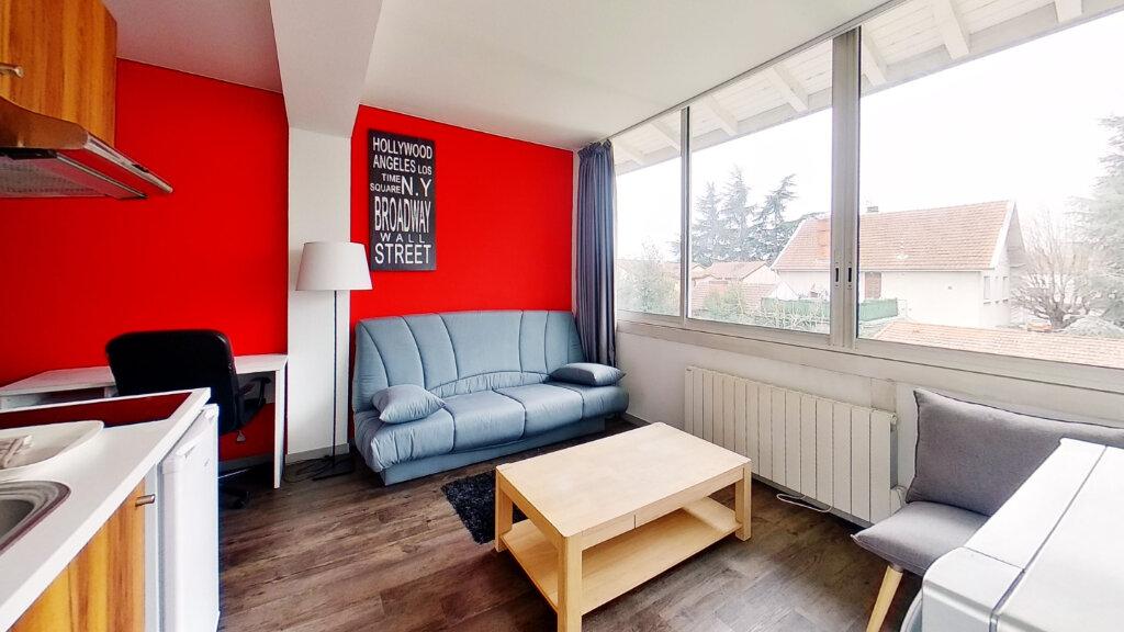 Appartement à louer 1 20m2 à Villeurbanne vignette-2