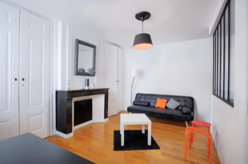 Appartement à louer 2 34.45m2 à Lyon 6 vignette-2