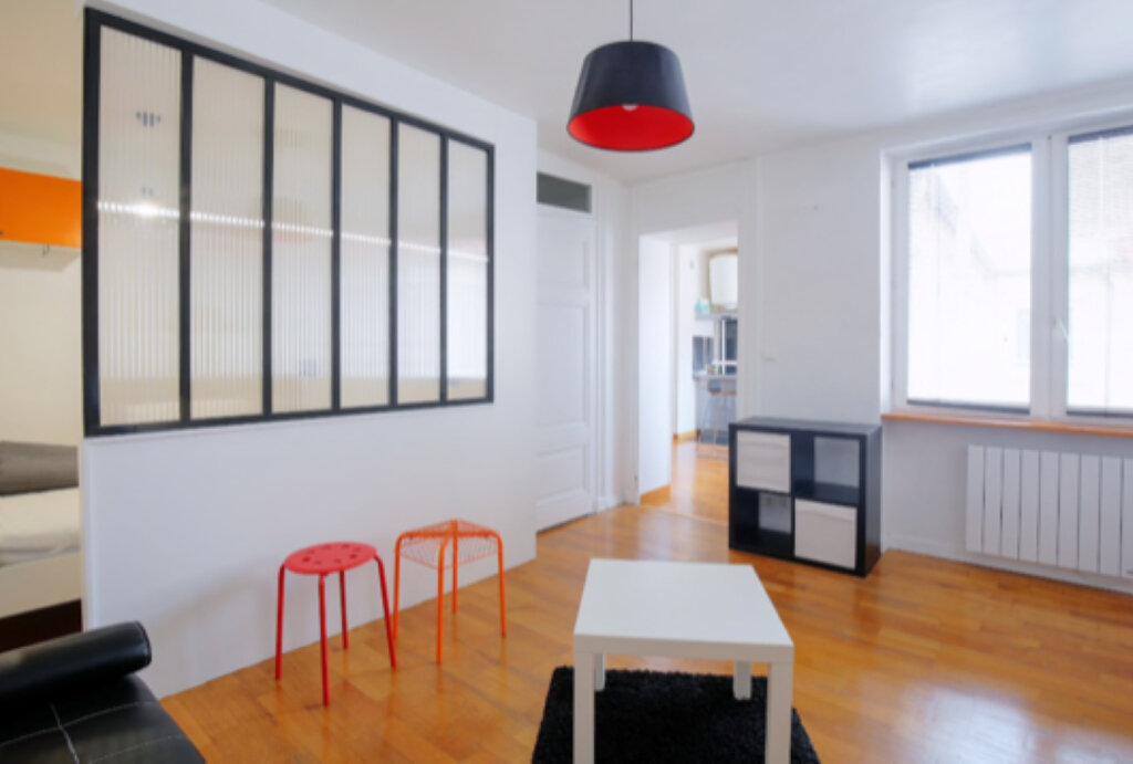 Appartement à louer 2 34.45m2 à Lyon 6 vignette-3