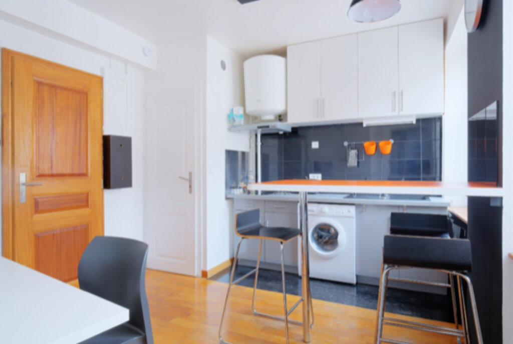 Appartement à louer 2 34.45m2 à Lyon 6 vignette-7