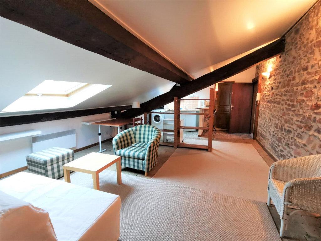 Appartement à louer 2 42m2 à Lyon 1 vignette-1