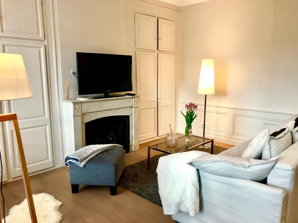 Appartement à louer 2 45.95m2 à Lyon 6 vignette-1