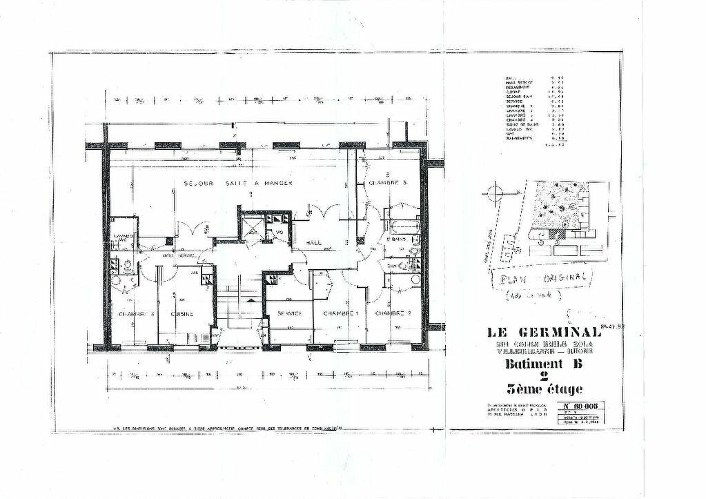 Appartement à vendre 7 146m2 à Villeurbanne vignette-11