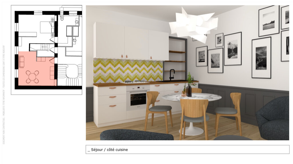 Appartement à vendre 2 53.5m2 à Champagne-au-Mont-d'Or vignette-5