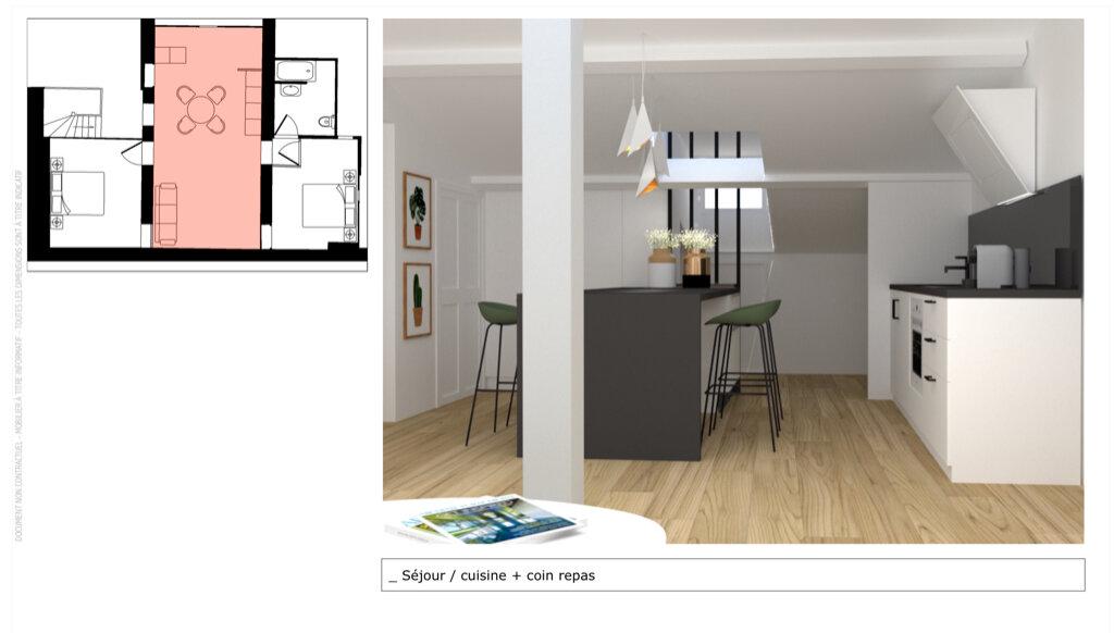 Appartement à vendre 3 51m2 à Champagne-au-Mont-d'Or vignette-5