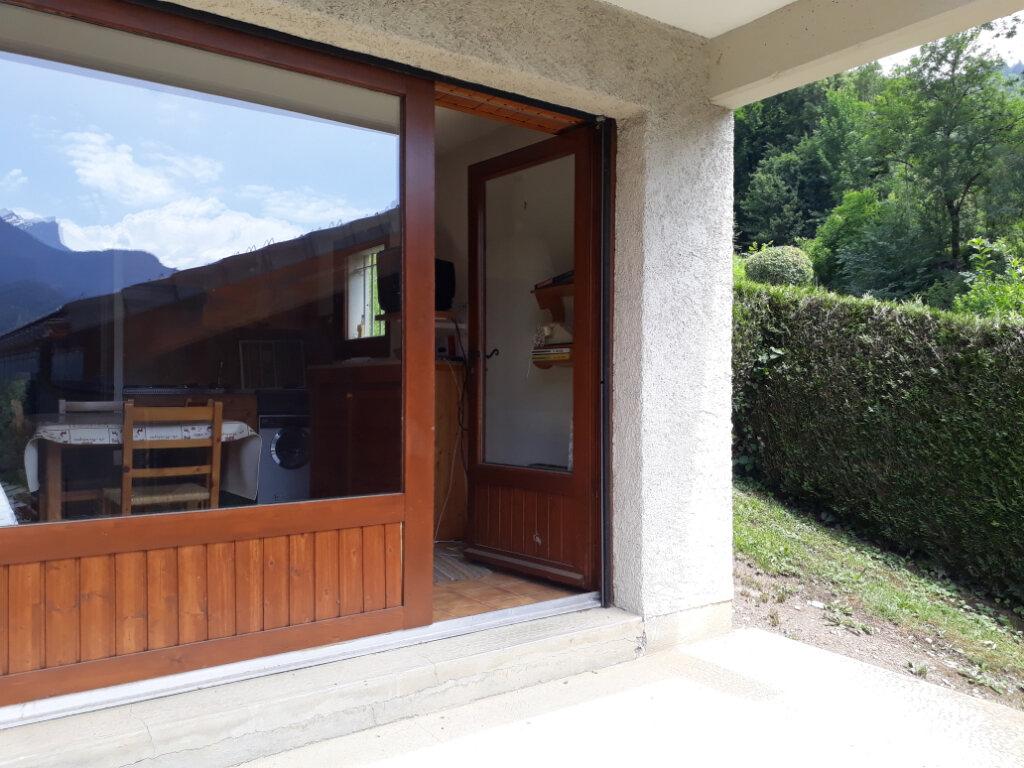 Appartement à vendre 2 28.17m2 à Samoëns vignette-1
