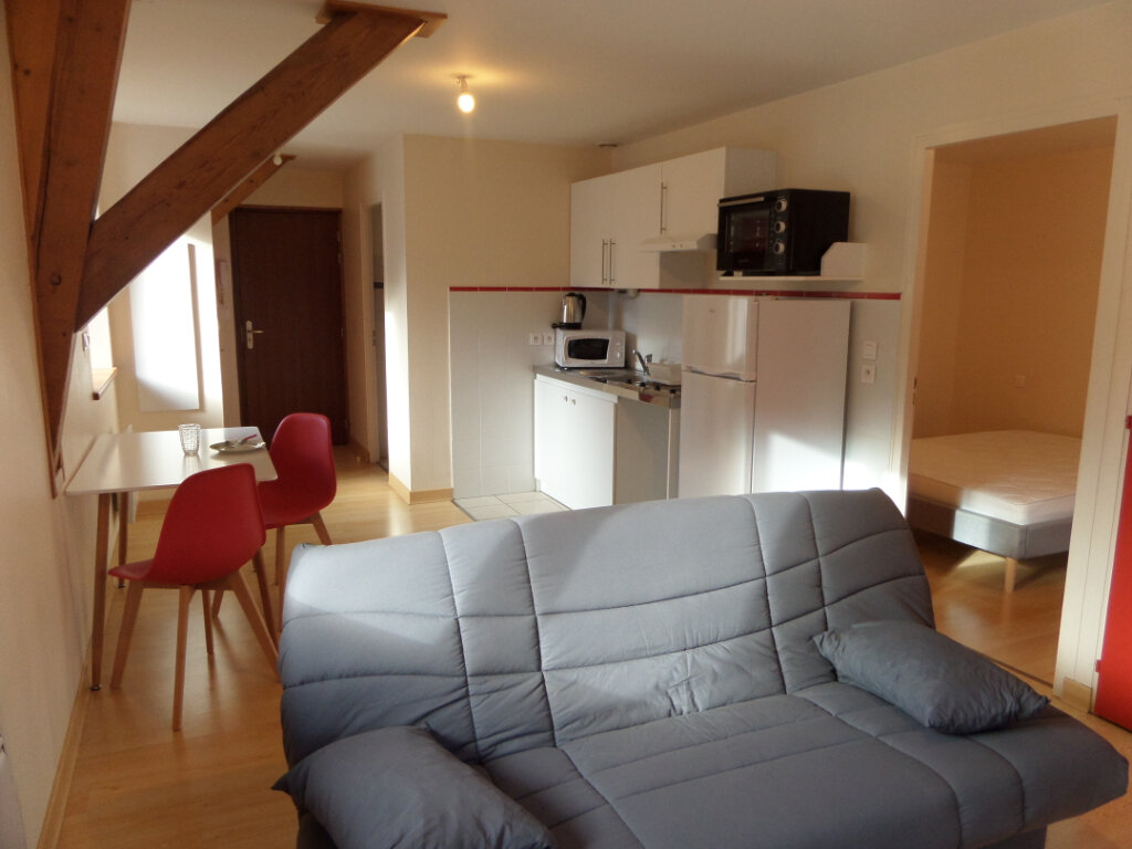 Appartement à louer 2 45m2 à Cluses vignette-2