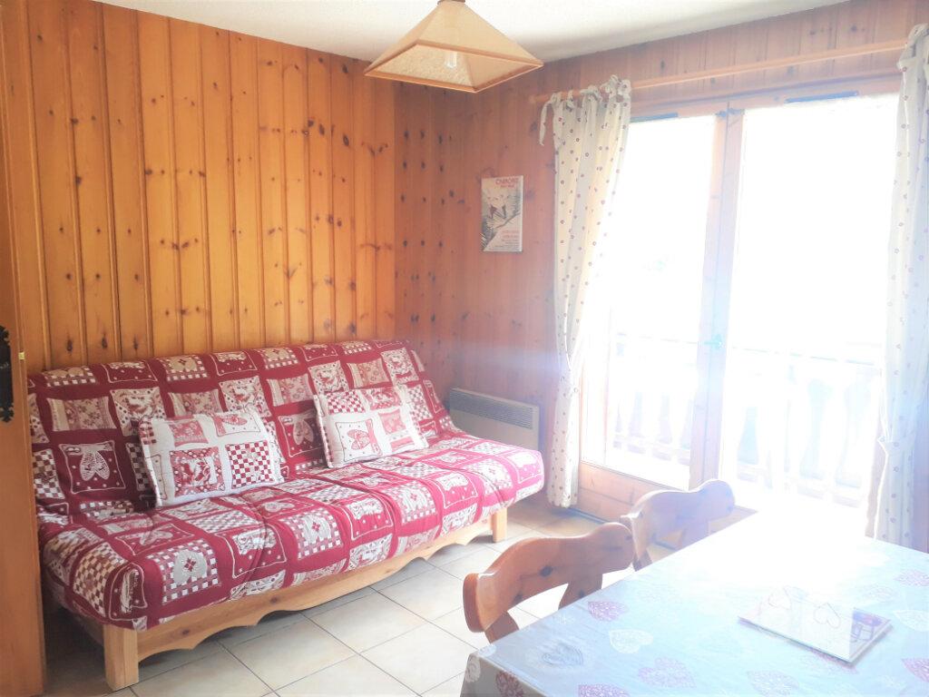 Appartement à vendre 2 24.66m2 à Morillon vignette-3