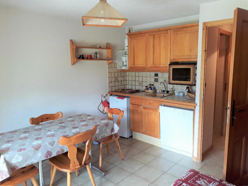 Appartement à vendre 2 24.66m2 à Morillon vignette-4