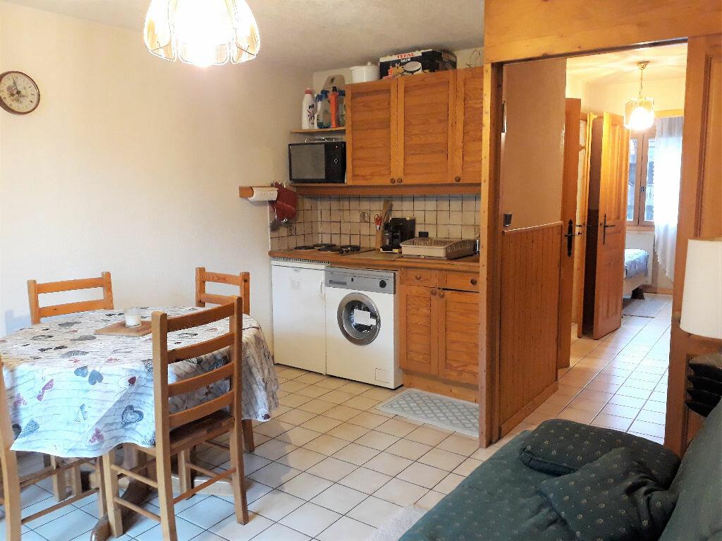 Appartement à vendre 2 29m2 à Morillon vignette-1