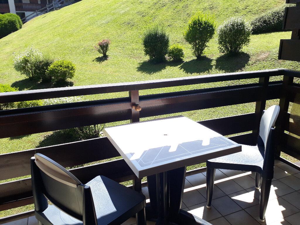 Appartement à vendre 2 29m2 à Morillon vignette-2