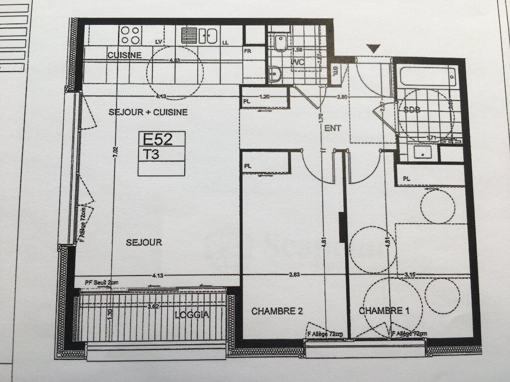 Appartement à louer 3 71.46m2 à Annemasse vignette-8