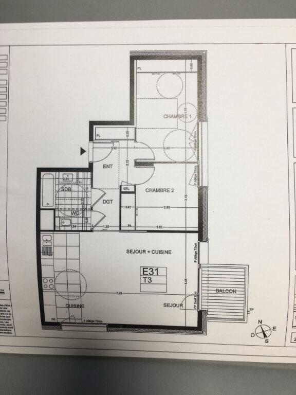 Appartement à louer 3 68.9m2 à Annemasse vignette-6
