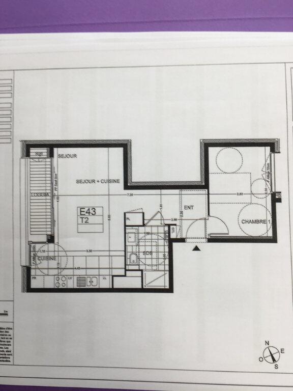 Appartement à louer 2 47.78m2 à Annemasse vignette-1