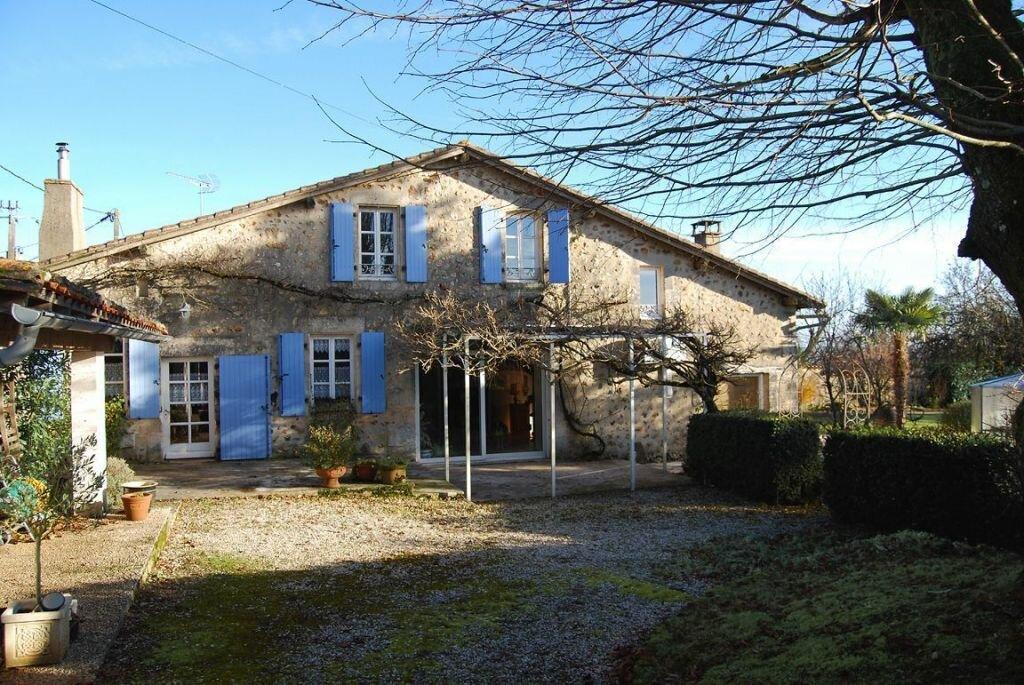 Maison à vendre 7 230m2 à Orgedeuil vignette-1