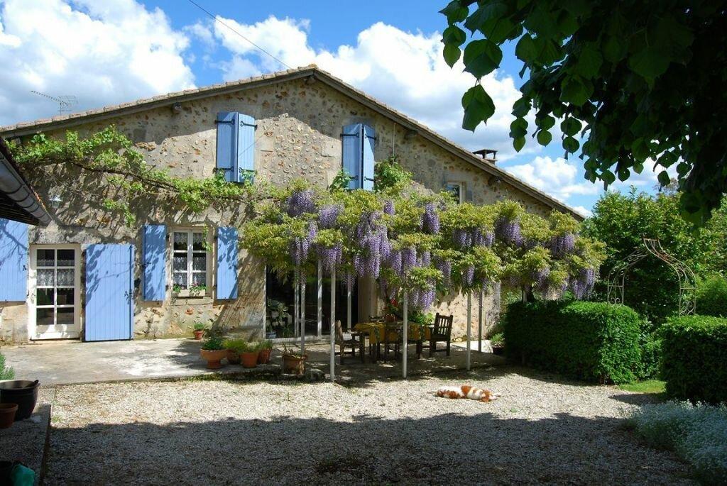 Maison à vendre 7 230m2 à Orgedeuil vignette-4