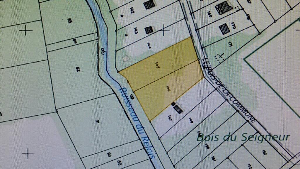 Terrain à vendre 0 2210m2 à Saint-Germainmont vignette-4
