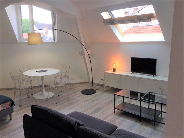 Appartement à louer 1 39.29m2 à Reims vignette-1