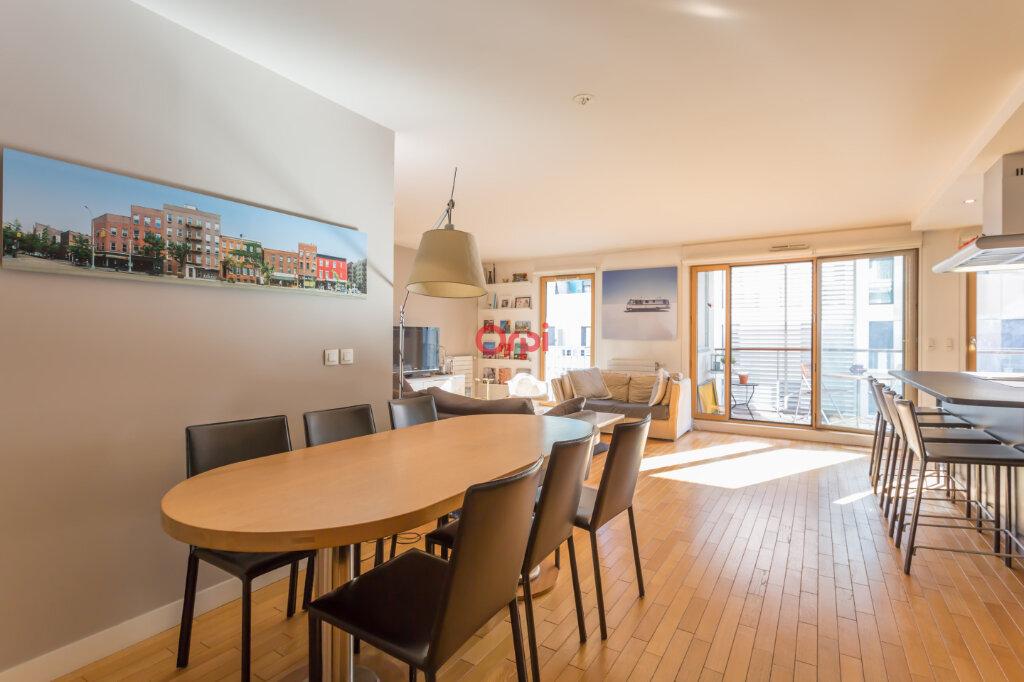 Appartement à vendre 4 91.8m2 à Boulogne-Billancourt vignette-3