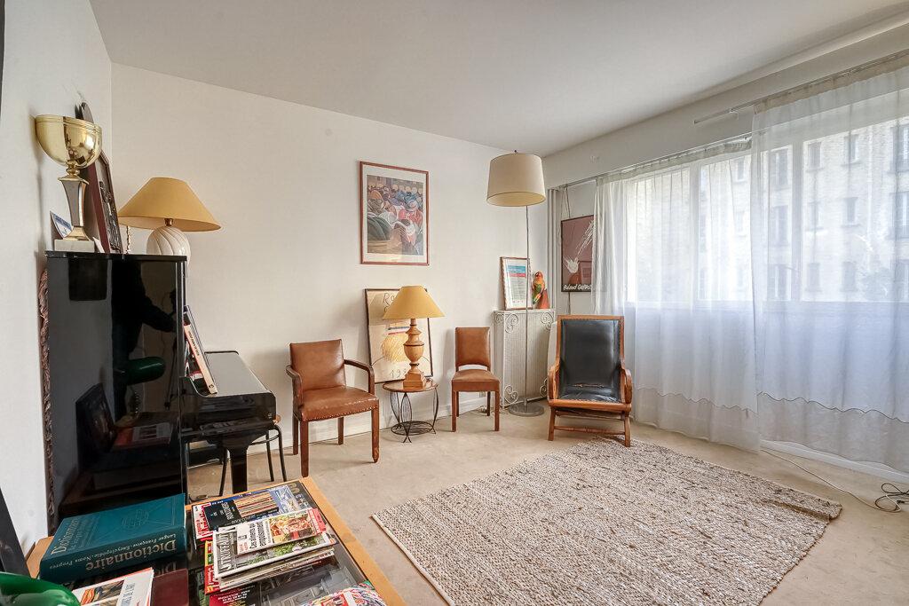 Appartement à vendre 2 64m2 à Boulogne-Billancourt vignette-1