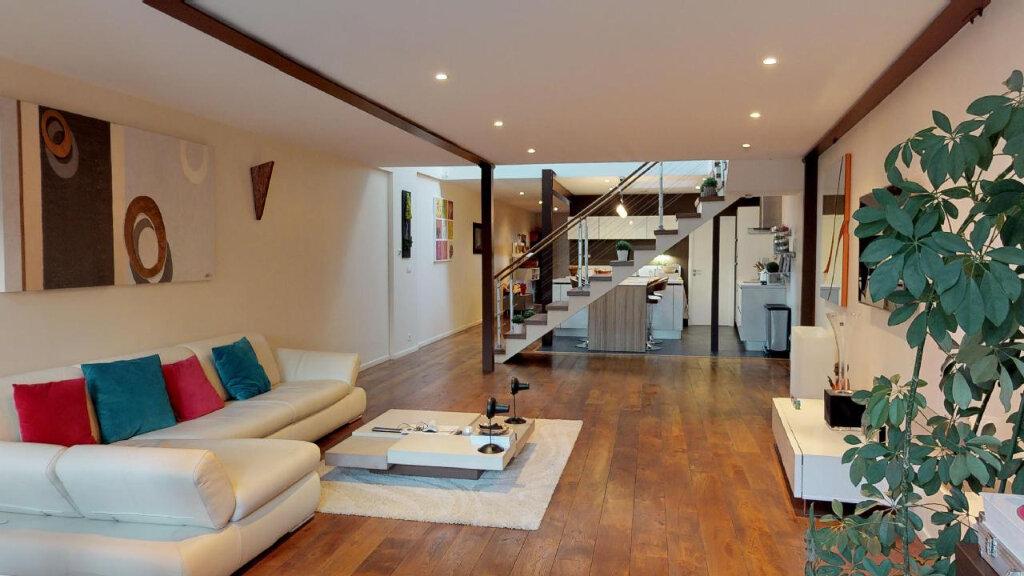 Maison à vendre 5 180m2 à Rueil-Malmaison vignette-5