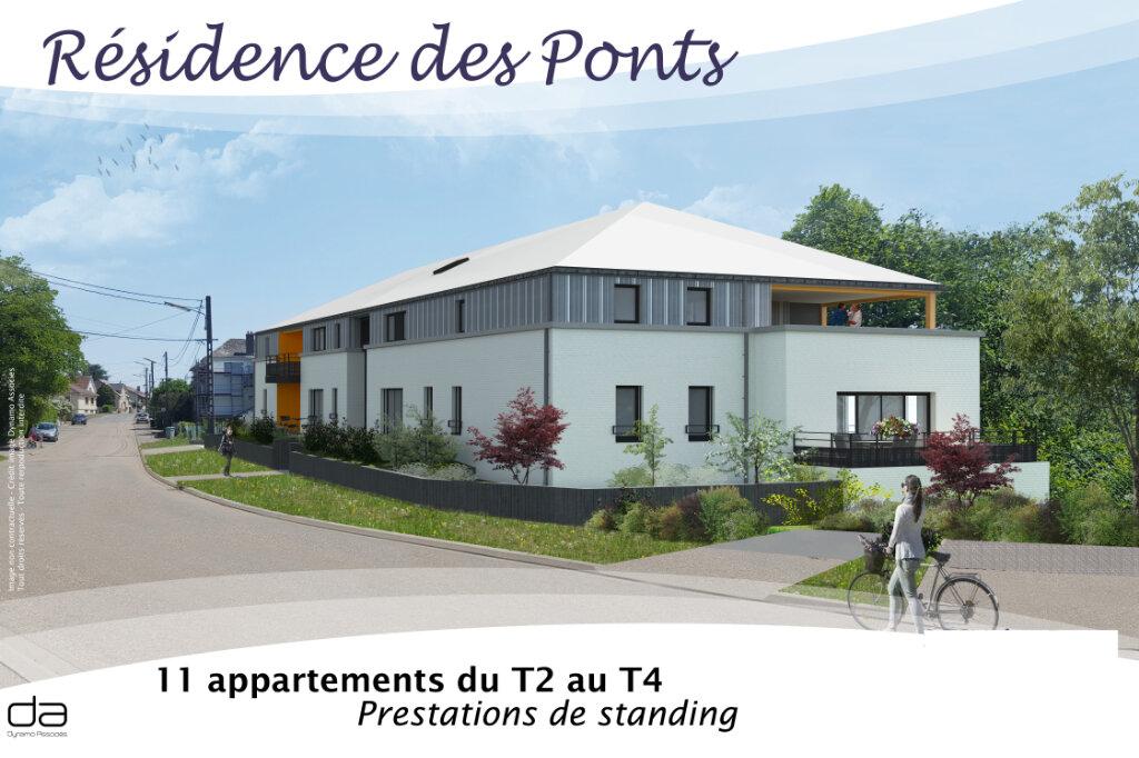 Appartement à vendre 3 65.6m2 à Kuntzig vignette-1
