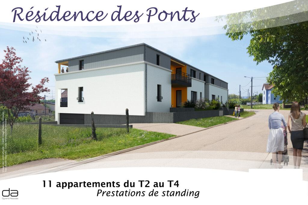 Appartement à vendre 3 65.6m2 à Kuntzig vignette-2