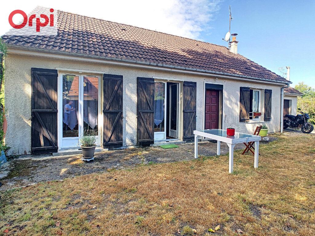 Maison à louer 4 89m2 à La Ferté-Imbault vignette-1