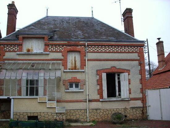 Maison à vendre 6 140m2 à Salbris vignette-1