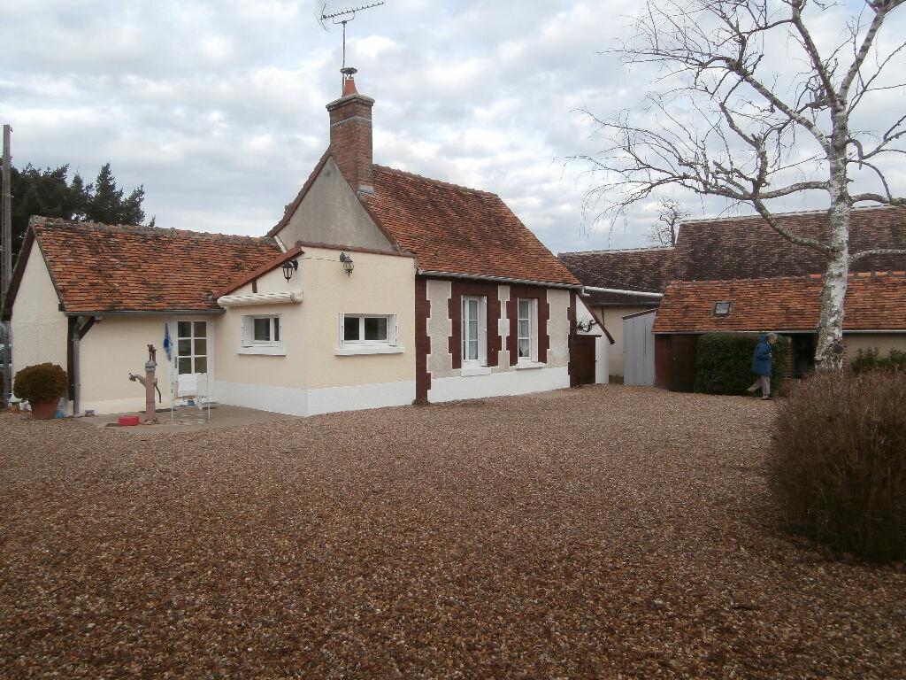Maison vernou en sologne 81 m t 4 vendre 87 000 orpi for Maison a 80000 euros neuve