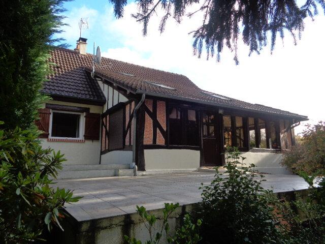 Maison à vendre 7 135m2 à La Ferté-Imbault vignette-1