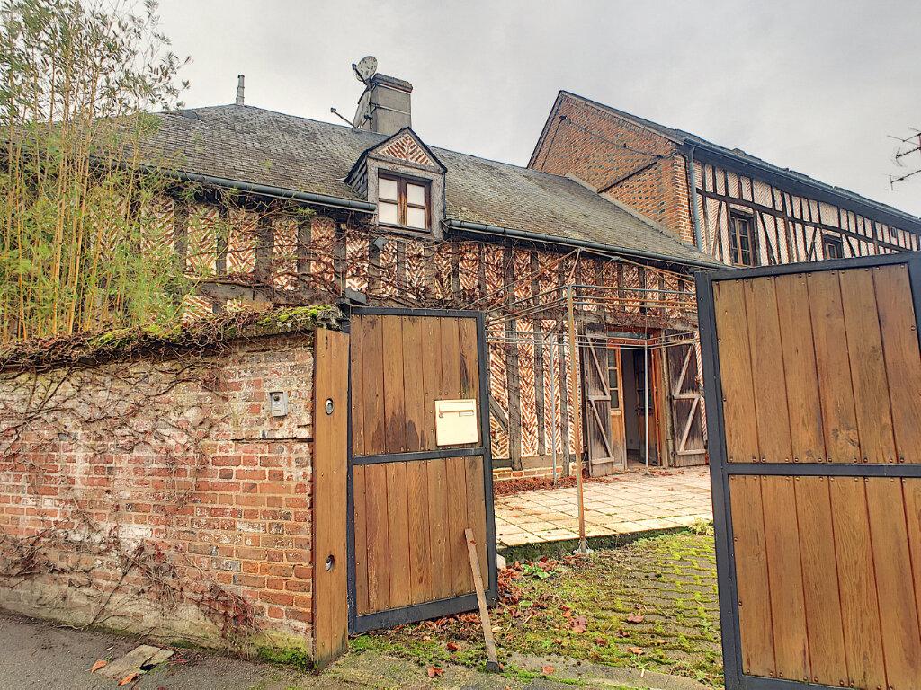 Maison à vendre 4 119m2 à Nouan-le-Fuzelier vignette-1